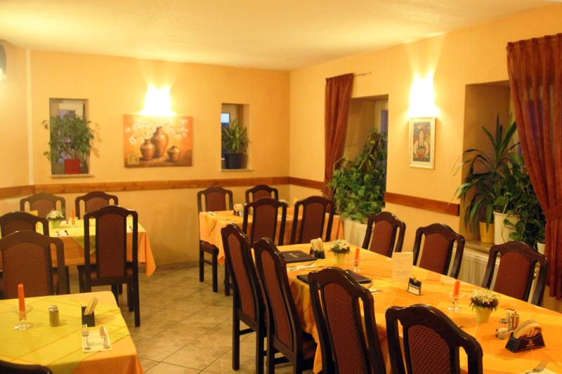 Gastraum Restaurant La Sosta Querfurt